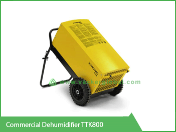 Commercial Dehumidifier TTK800 Vacker UAE