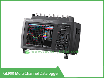 GL900 Multi-Channel Datalogger-Vacker UAE