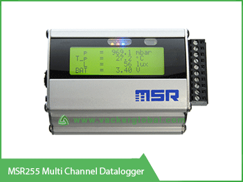 MSR255 Multi Channel Datalogger-Vacker UAE