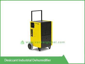 Desiccant Industrial Dehumidifier - Vacker UAE
