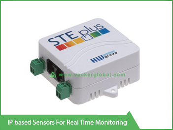 IP Based Sensors for real time monitoring - Vacker UAE