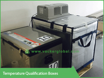 Temperature Qualification Boxes - Vacker UAE