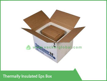 Thermally Insulated EPS Box - Vacker UAE