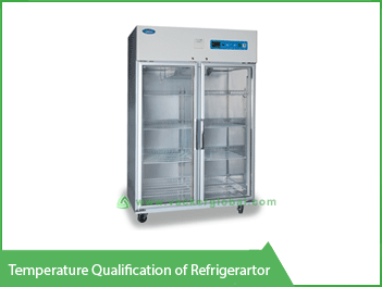 Temperature Qualification of Refrigerator - Vacker UAE