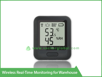 Wireless real time monitoring systems - Vacker UAE