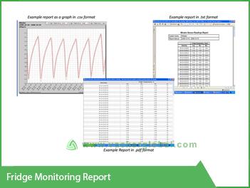 Fridge Monitoring Report VackerGlobal