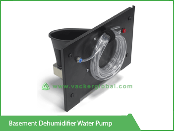 Basement Dehumidifier Water Pump Vacker UAE
