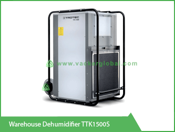 Warehouse Dehumidifier TTK1500S Vacker UAE
