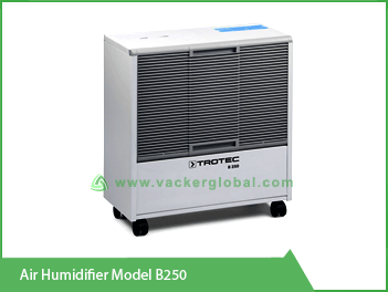 Air Humidifier Model-B250-Vacker UAE