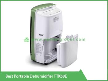 Best Portable Dehumidifier TTK68E Vacker UAE