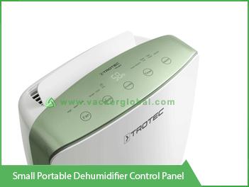 Small Portable Dehumidification Control Panel Vacker UAE