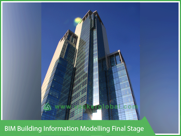BIM Building Information Modelling Final Stage Vacker UAE