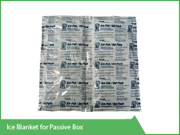 Ice Blankets for Passive Boxes VackerGlobal