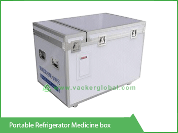 Portable Refrigerator Medicine Box