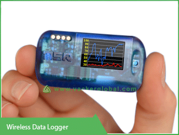MSR145WD Wireless Data Logger MSR Electronics GmbH Vacker UAE