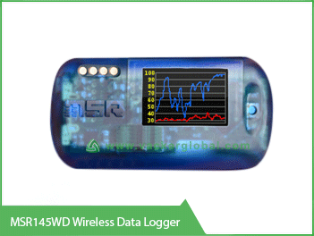 MSR145WD Wireless Data Logger Vacker UAE