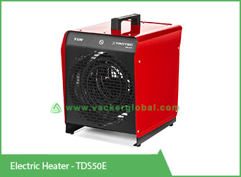 Electrical Heaters TDS 50E