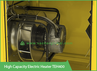 Electrical Heaters TEH 400