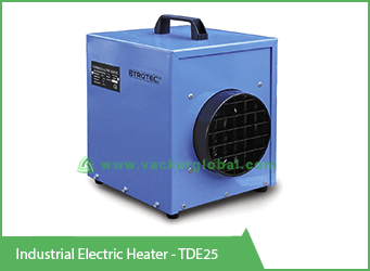 Electrical Heaters TDE 25